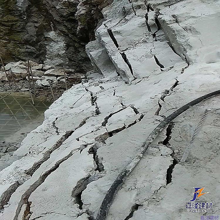 嘉澤巖石膨脹劑使用方法